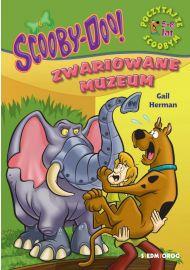 Scooby-Doo! Zwariowane muzeum e-book