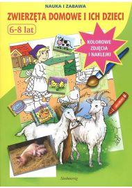 Zwierzęta domowe i ich dzieci - okładka
