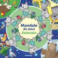 Mandale dla dzieci. Zwierzęta