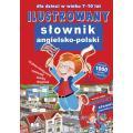 Ilustrowany słownik angielsko-polski z płytą CD