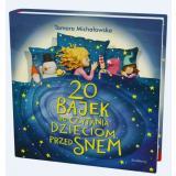 20 bajek do czytania dzieciom przed snem